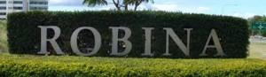 Bookkeeping Robina Sign